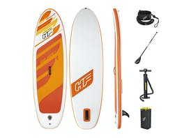 Bestway Hydro-Force Inflatable Stand-Up Paddleboard Set