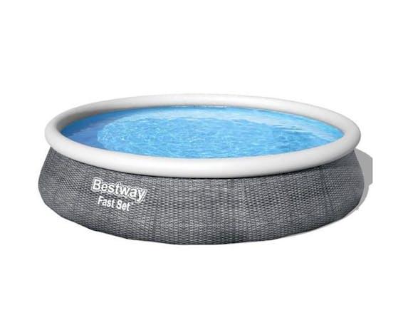 Bestway Fast Set Pool 3.96m x 0.84m