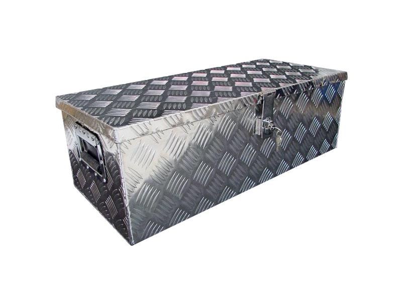 Aluminium Checker Plate Toolbox 765mm