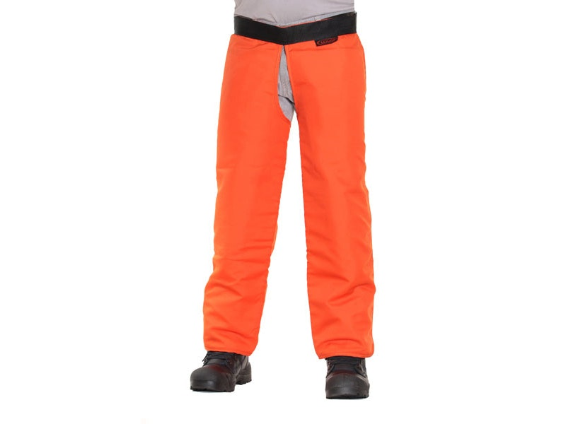 Clogger Chainsaw Chaps C8 Zipped - Large