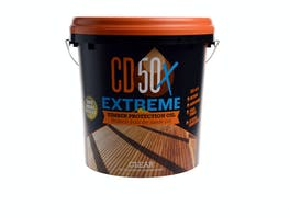 CD50X Extreme Timber Protection Oil Clear - 10L