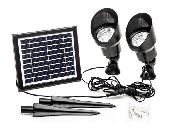 Solar Spot Light 12 LED
