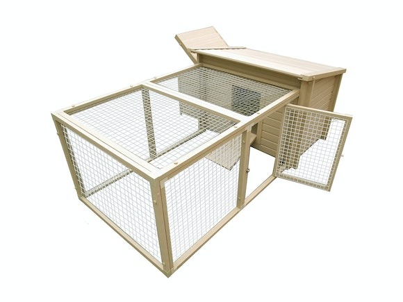 Chicken Coop EcoFlex Small with Pen