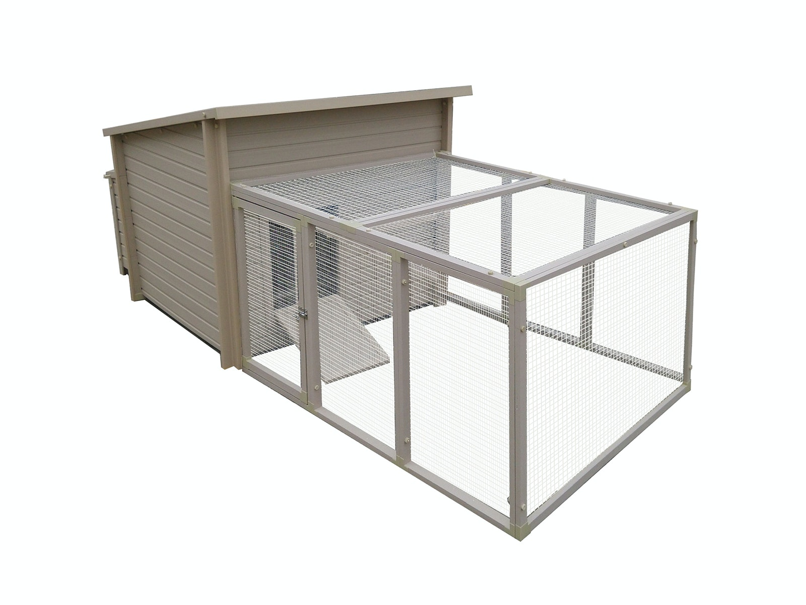 Chicken Coop EcoFlex Large with Pen