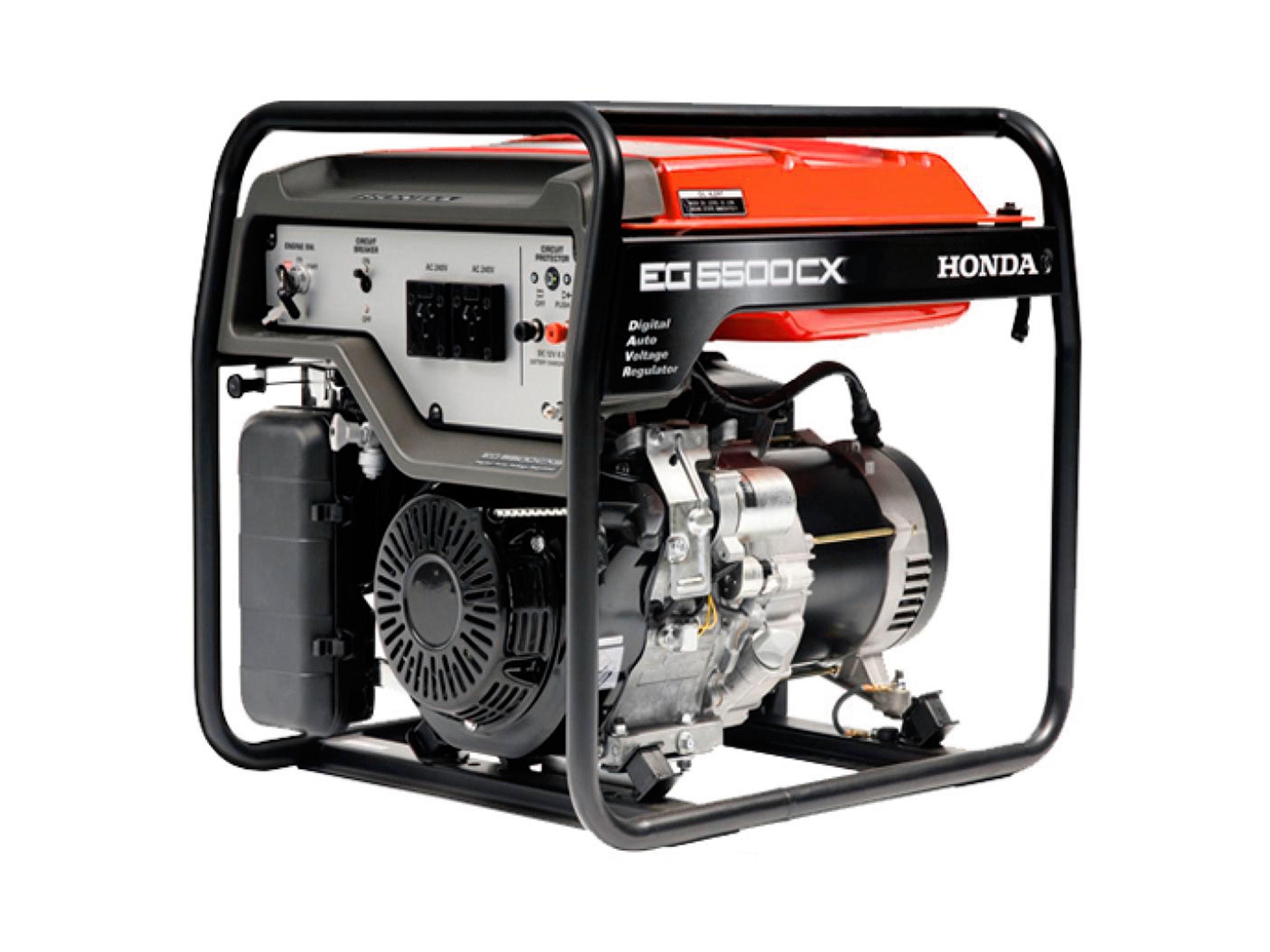 Honda EG5500CX Generator 5500W
