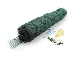 Strainrite Poultry Fence Kit 50m
