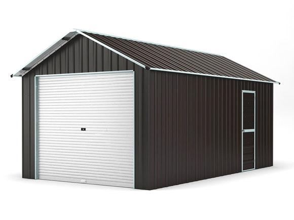 Single Garage 3.6m x 6.1m Ironsand