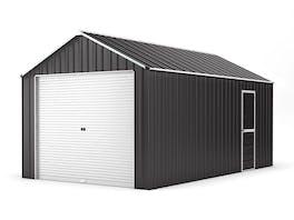 Single Garage 3.6m x 6.1m Ironsand