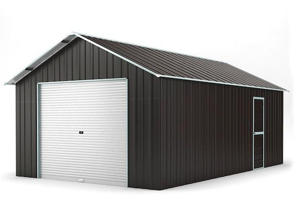 Single Garage 4.4m x 7.2m Ironsand