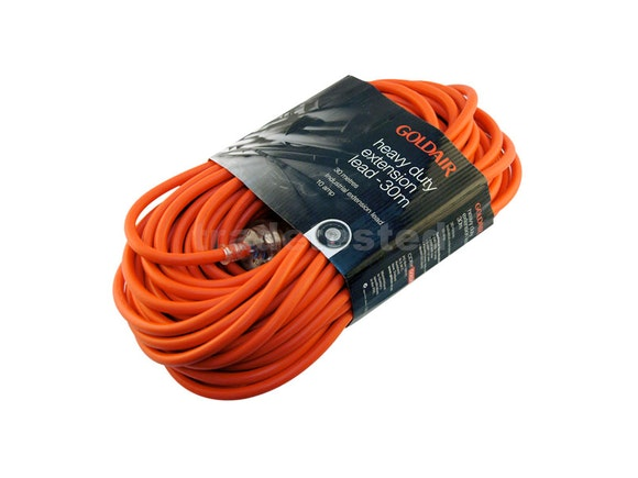 Goldair Extension Lead Heavy Duty 30m