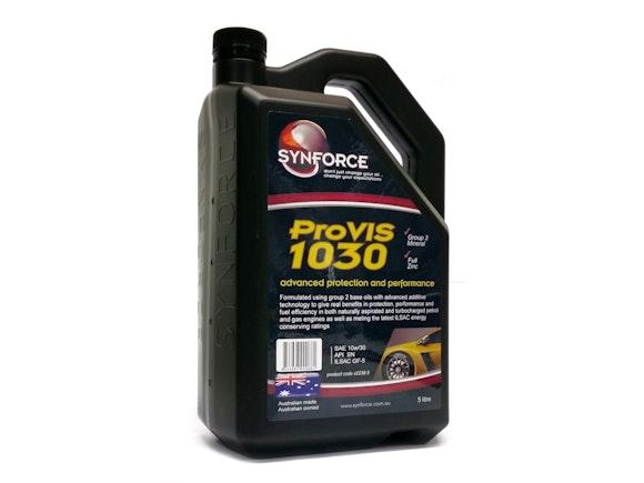 ProVIS 10W/30 Multigrade Motor Oil 5L
