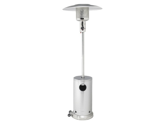 Gasmate Classic Patio Heater Stainless