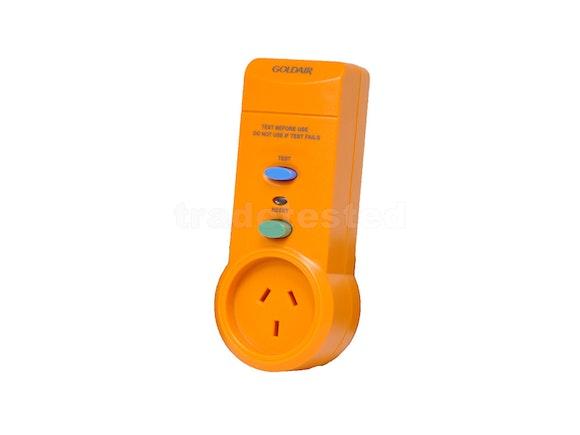 Goldair RCD Portable Plug-in