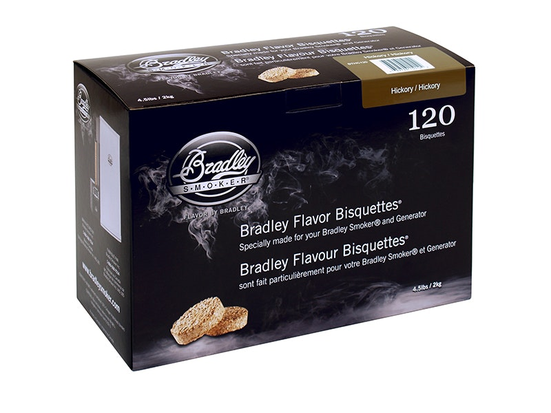 Hickory Bisquette 120 Pack
