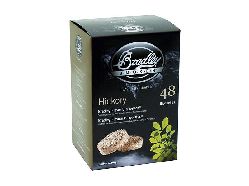 Hickory Bisquette 48 Pack