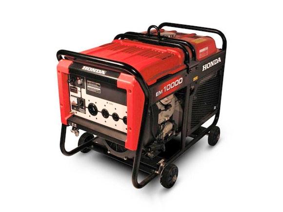 Honda EM10000 Generator 9000W with Electric Start