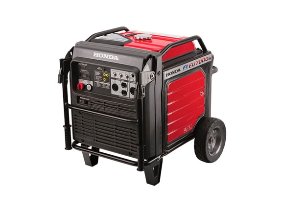 Honda EU70is Inverter Generator 7000W with Electric Start