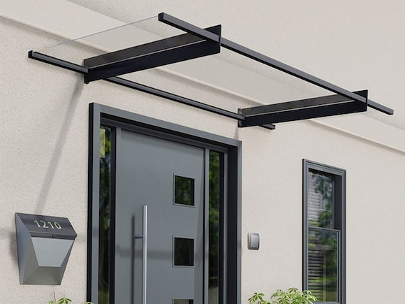 Palram Fixed Canopy Awning Nancy 2050