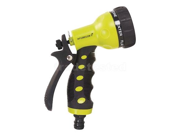 McGregor's 7 Pattern Ergo Spray Gun