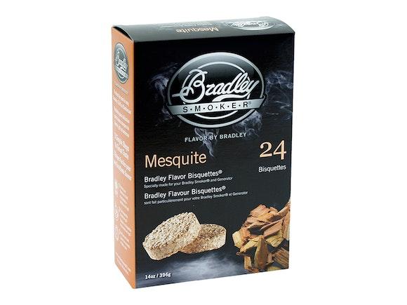 Mesquite Bisquette 24 Pack