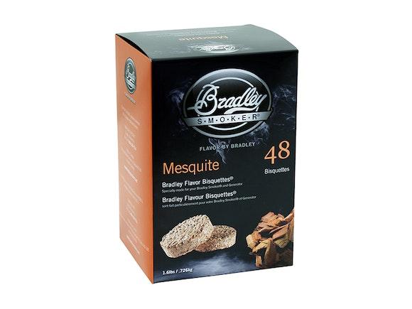 Mesquite Bisquette 48 Pack