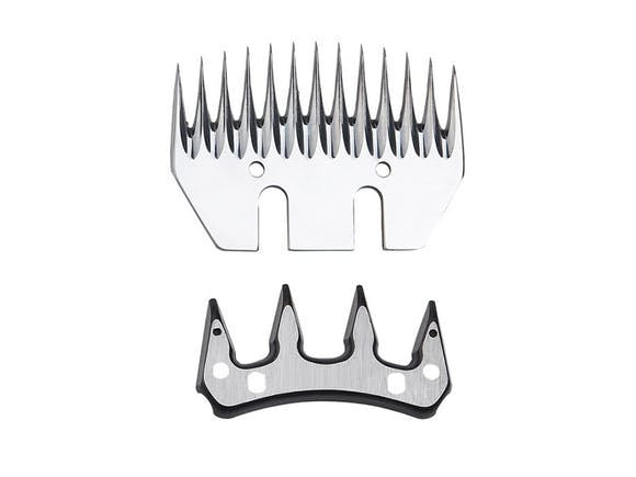 Sheep Clippers Blade & Comb Set