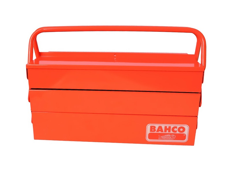 Bahco Cantilever Toolbox 5 Tray