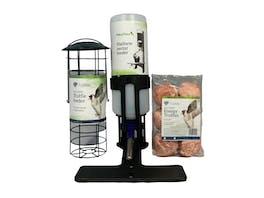 Pekapeka Native Bird Feeder Power Pack