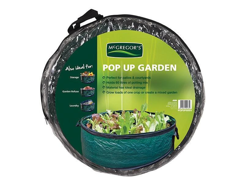 McGregor's 600mm x 300mm Pop-up Garden Bag