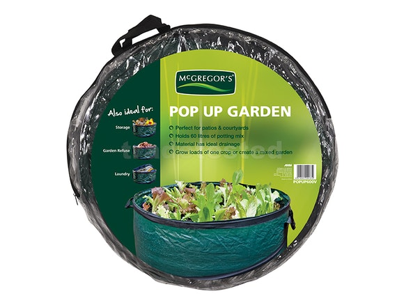 McGregor's 600mm x 300mm Pop-up Garden Bag