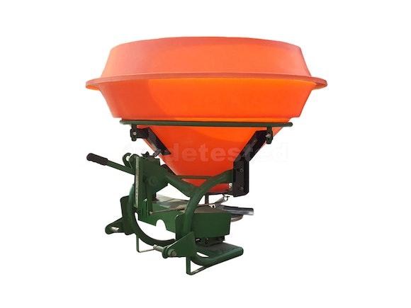 Fertiliser Spreader Tractor Mounted PTO 1000L PVC