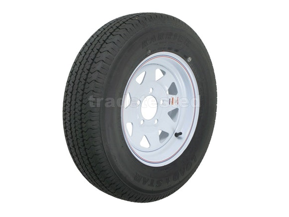 Trailer Wheel & Tyre R13