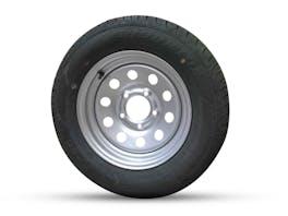Trailer Wheel & Tyre R13