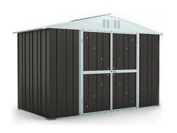 Garden Shed 3.07m x 1.55m x 2.17m Ironsand