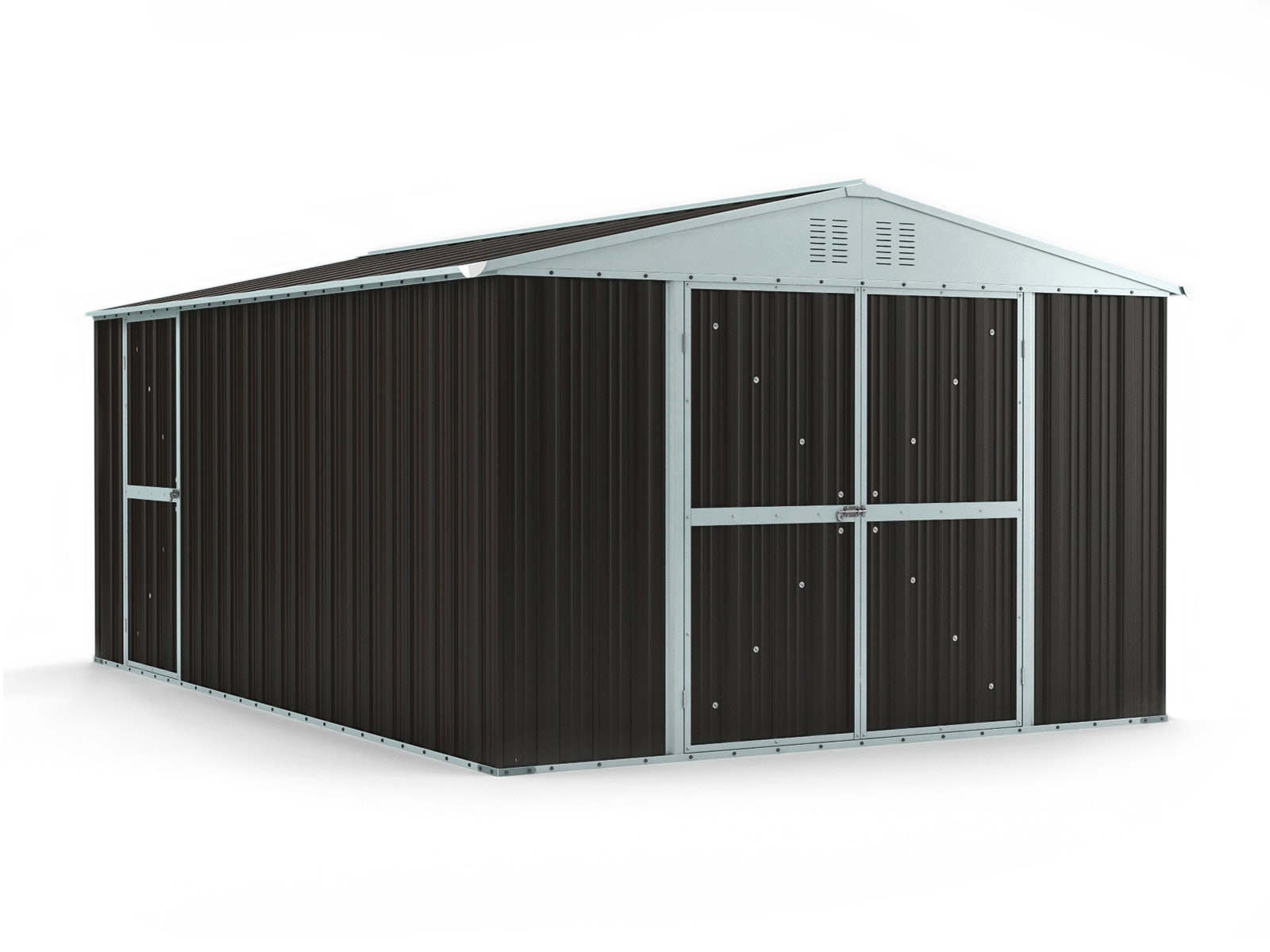 Workshop Shed 3.07m x 4.59m x 2.17m Ironsand