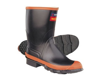 Red Band Gumboots Women/Youth