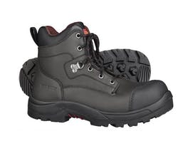Red Band Work Boots Safety Lace Up