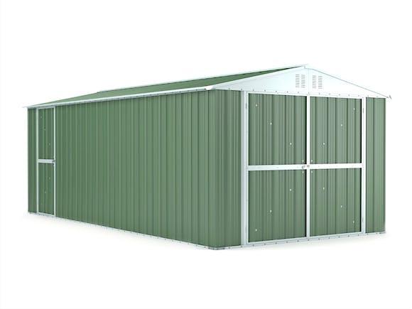 Workshop Garage 3.27m x 6.11m x 2.37m Rivergum