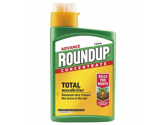 Round Up Advance Concentrate Weedkiller 1L