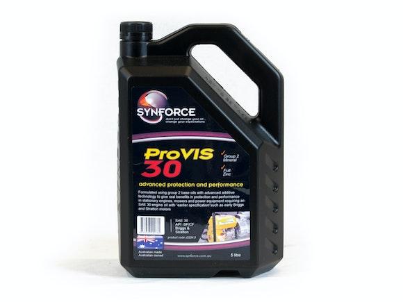 ProVIS 30 Standard Motor Oil SAE 30SF/CD 5L