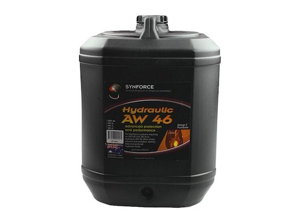 AW 46 Hydraulic Oil 20L