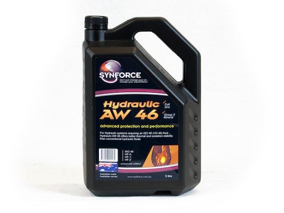 AW 46 Hydraulic Oil 5L