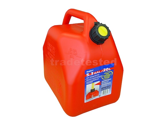 Scepter Petrol Jerry Can 20L