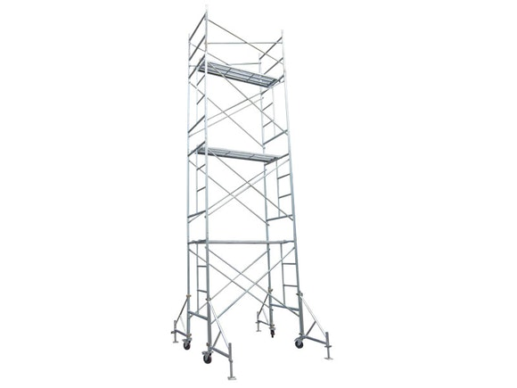 Scaffolding Tower 6.25m with Outriggers