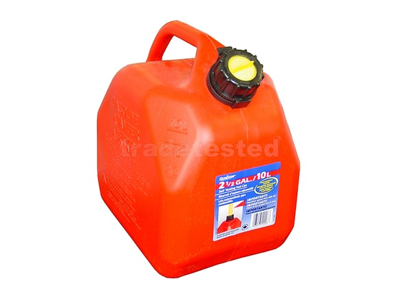 Scepter Petrol Can Jerry Can 10L