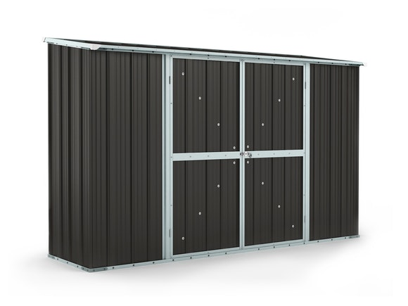 Garden Shed 3.07m x 0.79m x 1.92m Ironsand