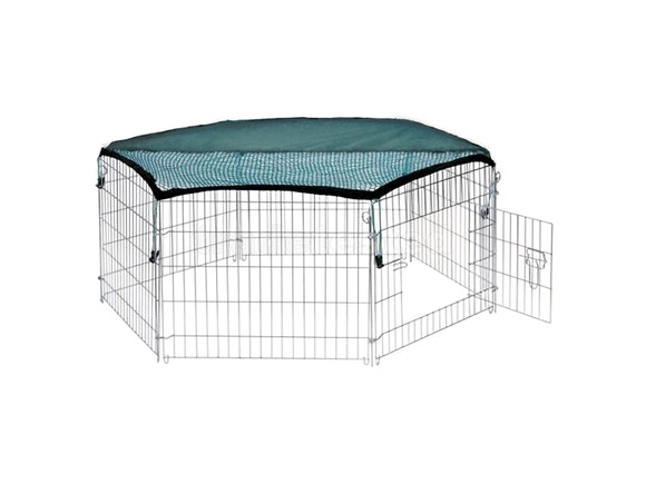 Dog Exercise Pen & Fence 60cm X-Small