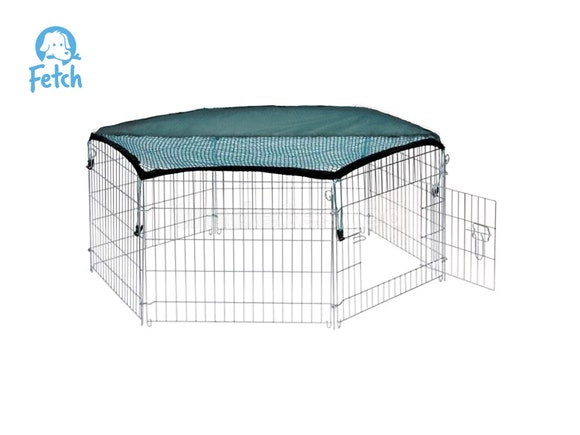 Fetch Dog Exercise Pen & Fence 60cm X-Small