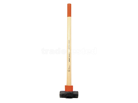 Atlas Hickory Handle Sledge Hammer 8lb