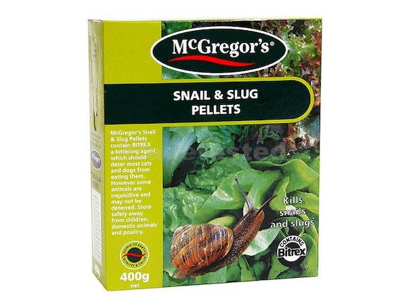 McGregor's Snail and Slug Pellets 400g